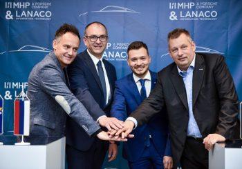 """UGOVOR O SARADNJI: """"Lanaco"""" partner sa kompanijom MHP iz """"Porsche"""" grupe"""