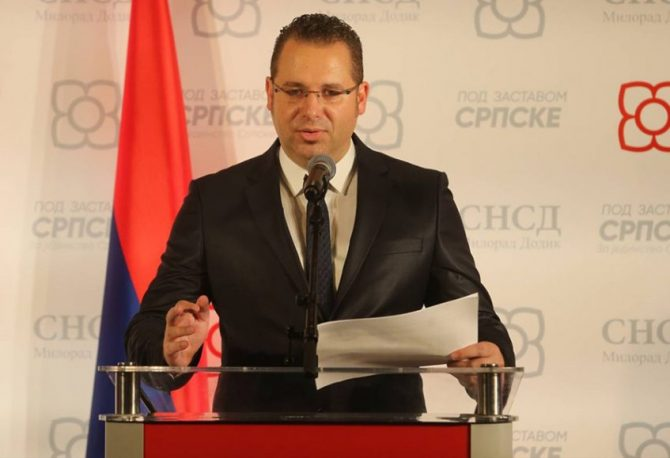 Kovačević: PDP-ove kritike epidemiološlih mjera sramne i populističke