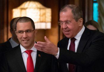 LAVROV: Amerika nije izvukla pouke iz Ukrajine i Srbije, čim razmišlja o Venecueli