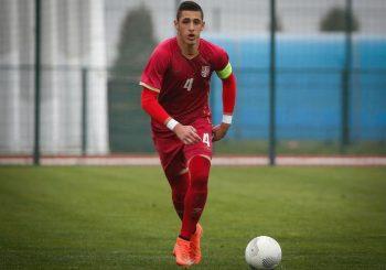 MIJENJA REPREZENTACIJU: Arton Zekaj bio kapiten kadeta Srbije, odlučio da igra za Kosovo