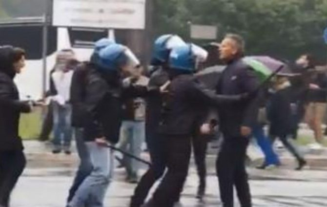 "SINIŠA MIHAJLOVIĆ O POVODU SUKOBA: Italijanski policajac me nazvao ""Ciganinom"""