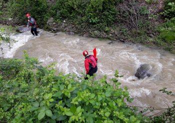ŽEPČE: Spasioci ni danas nisu uspjeli da pronađu dječaka koji je nestao u potoku