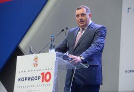 DODIK: Izgradnja južnog kraka ostaje u analima Srbije