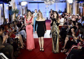 BEZVREMENSKI MODELI I UPEČATLJIV DIZAJN Predstavljena prva modna kolekcija Sanje Todorović-Vujičić