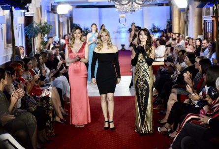 BEZVREMENSKI MODELI I UPEČATLJIV DIZAJN Predstavljena prva modna kolekcija Sanje Todorović