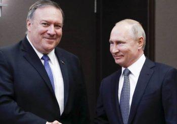 DRŽAVNI SEKRETAR SAD U RUSIJI: Putin i Lavrov opredijeljeni za kvalitetniju komunikaciju sa Trampom