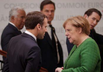 PLANOVI: Nakon izbora za Evropski parlament, na čelo EU dolaze Angela Merkel i Mišel Barnije?