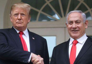 """""""SPORAZUM VIJEKA"""": Tramp će ponuditi Jevrejima i Arapima plan o formiranju države """"Nova Palestina"""""""