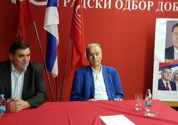 OBREN PETROVIĆ: Preuzeo sam dobojski SNSD, Dodik i Cvijanovićeva dolaze iduće sedmice da nas podrže