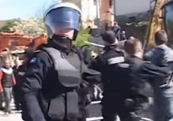 KOSOVO: Albanski specijalci rasturili protest zbog elektrane u srpskoj enklavi Štrpce, povrijeđeno 20 ljudi VIDEO