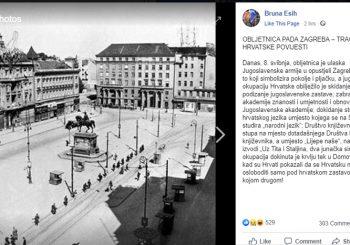 BRUNA ESIH: Zagreb 1945. nije oslobođen, već je pao, DALIJA OREŠKOVIĆ: Sram te bilo