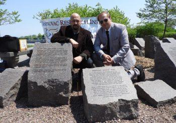 NJUJORK: U Bruklinu otkriveno spomen obilježje stradalim u ustaškom logoru Jadovno