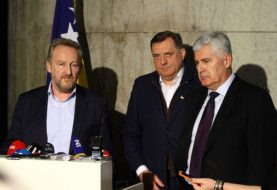 Lideri stranaka iduće sedmice o Savjetu ministara