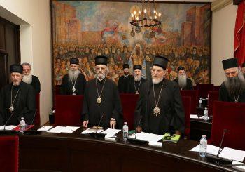 ZAVRŠEN SABOR SPC: Protiv nezavisnosti i podjele Kosova, razgraničenje neprihvatljivo
