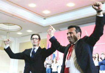 ČOVJEK ZORANA ZAEVA: Stevo Pendarovski izabran za predsjednika Sjeverne Makedonije