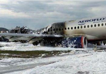 AVIONSKA NESREĆA Broj mrtvih u zapaljenom avionu porastao na 41