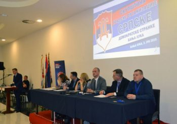 SLAVKO GRBIĆ (SDS): Govedaricu je za predsjednika kandidovao stari banjalučki odbor, novi će imati svoj stav