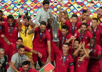 LIGA NACIJA: Portugalcima premijerno izdanje, u finalu savladali Holandiju