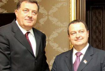 Sastanak Dodika, Dačića i Stefanovića