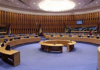NEMA KVORUMA: Delegati SNSD i HDZ bojkotovali sjednicu Doma naroda