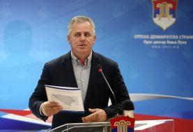 MILADIN STANIĆ (SDS): Većina naših poslanika biće na protestu na Trgu Krajine u četvrtak