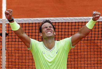 """DOMINIK TIM NEMOĆAN: Nadal """"kralj"""" Pariza, osvojio 12. Rolan Garos"""
