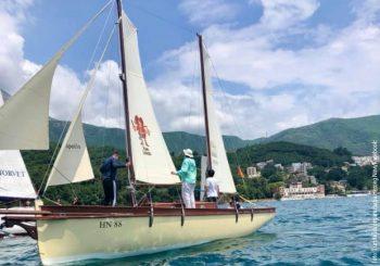OBNOVIO BROD STAR 100 GODINA: Rambo Amadeus solarnim jedrenjakom otplovio na pučinu