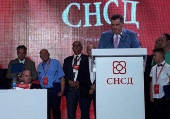ŠESTI SABOR SNSD-a Dodik: Cilj - razvoj Srpske i očuvanje mira
