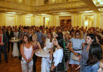 DNS BANJALUKA: Milan Radović uručio članske karte za 300 novih članova