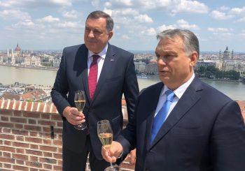 ORBAN DODIKU: U Mađarskoj uživate ozbiljan respekt, kritike protiv vas su priznanje