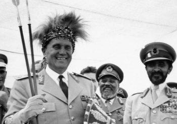"""MUZEJ JUGOSLAVIJE ZAINTRIGIRAO AMERIKANCE: Izložba """"Tito u Africi"""" u Los Anđelesu"""