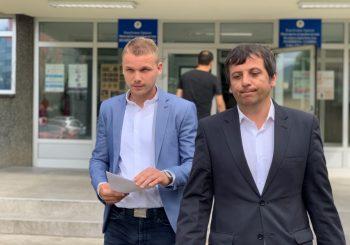 """Policija dozvolila opozicioni skup, ali ne na Trgu Krajine, već u parku """"Mladen Stojanović"""""""