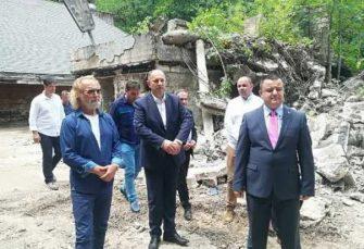POČETAK RESTAURACIJE: Rodoljub Drašković obnavlja Titovu vilu na Tjentištu