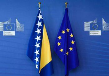 EU oborila BiH sa deset jedinica