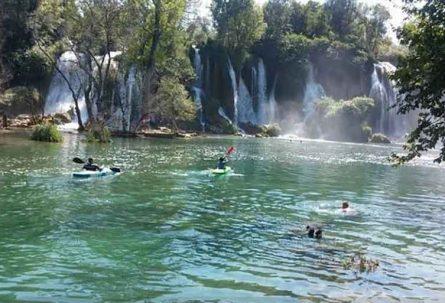 NEZAOBILAZNA DESTINACIJA TURISTA: Vodopad Kravica među 20 najljepših mjesta u Evropi
