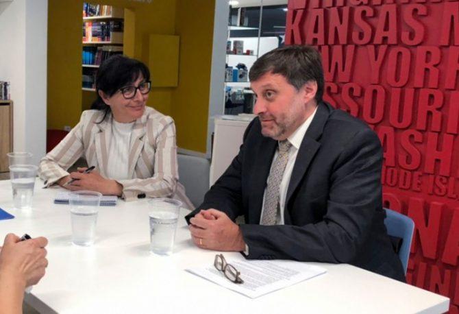 PALMER: Formiranje vlasti važno za integracije i reforme u BiH
