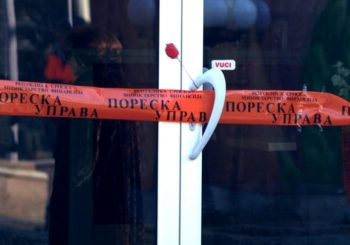 PORESKA UPRAVA: Neizdavanje računa zapečatilo 257 radnji