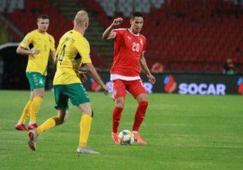 PRVA POBJEDA: Srbija savladala Litvaniju u trećoj utakmici kvalifikacija za EP