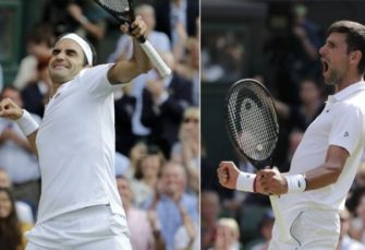 SUDAR TITANA: Đoković za 16, a Federer za 21. grend slem krunu
