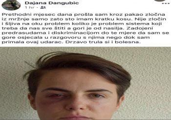 Povrijeđena ženskost tenkiste Dajane