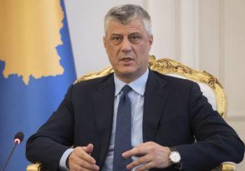 TAČI: Neću prisustvovati Samitu, ponižavajući poziv Dodika