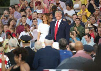 """DAN NEZAVISNOSTI: Za Trampa vojna parada """"šou života"""", za ljevičare koji su palili zastave SAD i ne baš"""