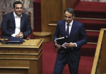 GRČKA: Nova demokratija pobijedila Sirizu na izborima, Micotakis premijer umjesto Ciprasa
