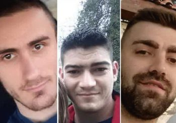 LAKTAŠI ZAVIJENI U CRNO Danas sahrana trojice mladića