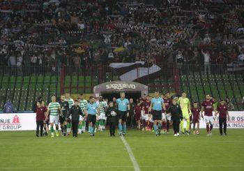 EVROPSKA SCENA: Sarajevo nemoćno protiv Seltika, Zvezda bez golova u Litvaniji