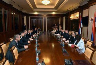VIŠKOVIĆ I ĐOKIĆ S KINEZIMA: Zainteresovani za gradnju tri HE na istoku RS, ali i aerodoma u Trebinju
