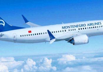 DRAMA U VAZDUHU: Pilot crnogorskog aviona na letu Tivat - Moskva pao u nesvijest