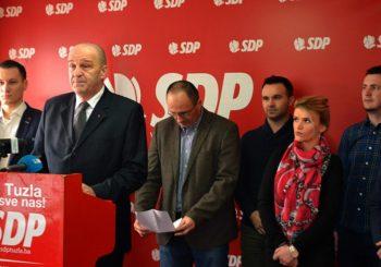 RASKOL U SDP-u: Kantonalni odbor u Tuzli ide u koaliciju sa SDA, ignorišu protivljenje sarajevske centrale