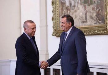 DODIK: Rekao sam Erdoganu da BiH još nema vlast, odgovorio je da to šteti svima
