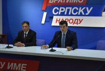 SDS: Komšićev i Džaferovićev stav o Pelješcu štetan za RS, Srpska ima priliku da uputi zahtjeve Hrvatskoj